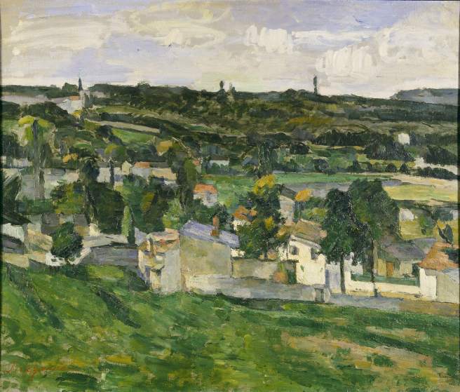 View_of_Auvers-sur-Oise_Paul_Cezanne